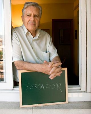 El exfiscal Carlos Jimenez Villarejo, en una foto de archivo.