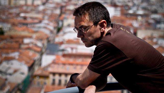Juan Carlos Monedero. JAIRO VARGAS.