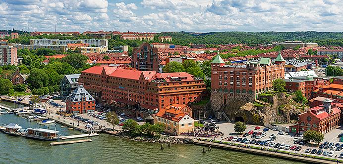 Estudiar en Gotemburgo