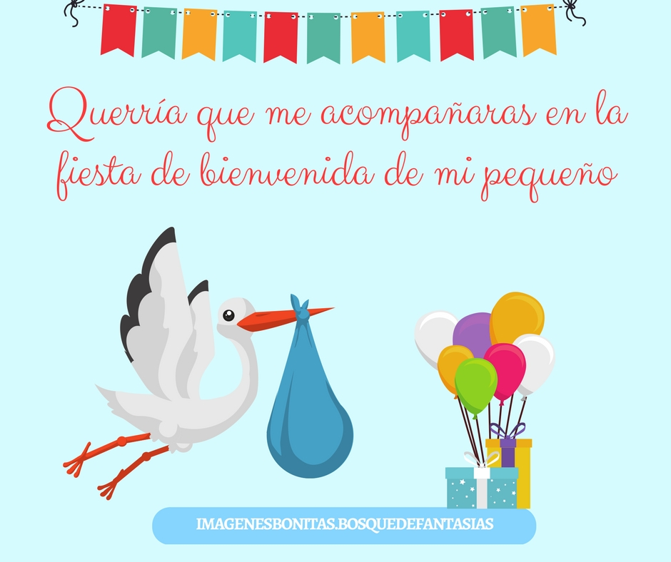 Frases Bonitas Para Un Baby Shower De Niño Free Printable