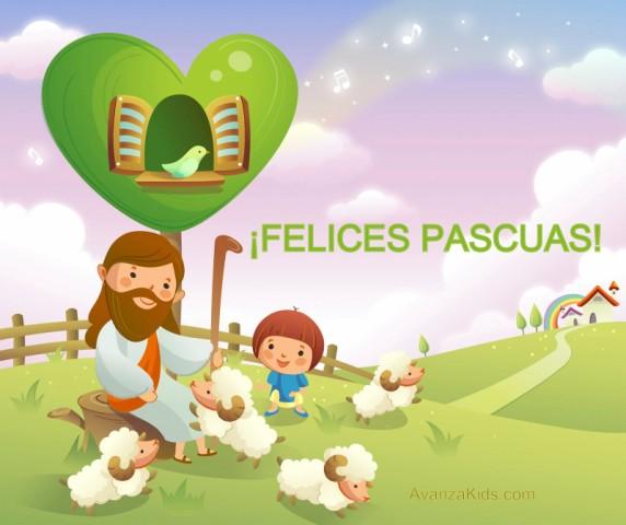 Imágenes Feliz Semana Santa, Jueves Santo y Felices Pascuas