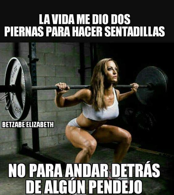 frases de motivacion en el gym
