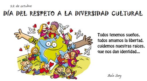 Imágenes Feliz Día De La Diversidad Cultural Con Frases