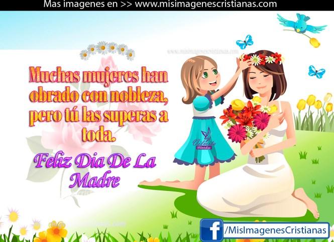 Imágenes Feliz Día De La Madre Con Frases Cortas y Bonitas