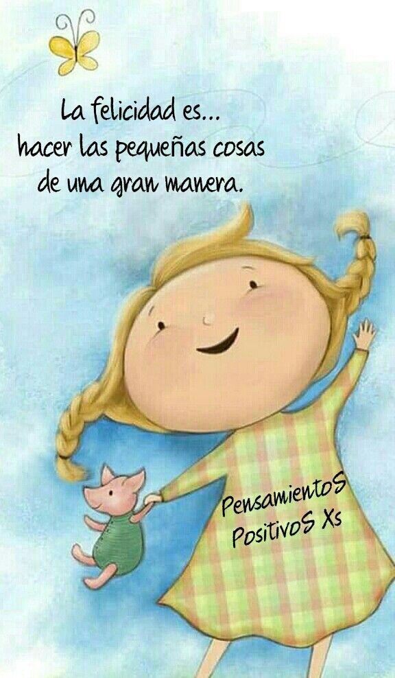 Pensamientos Positivos XS Buenos Días