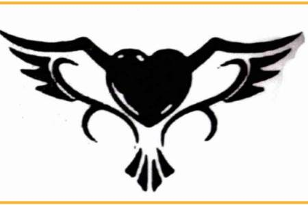 Dibujos De Corazon Para Tatuajes ••▷ SFB