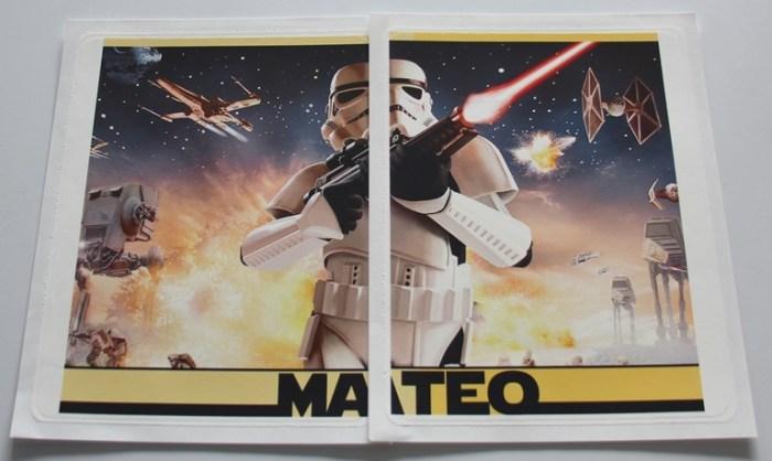 Impresión tipo póster www.imagenescomestibles.com.mx
