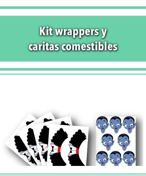 Wrappers para Cupcakes