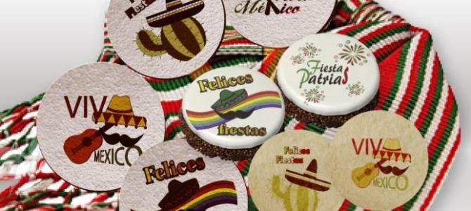 Imágenes Comestibles para las Fiestas Patrias