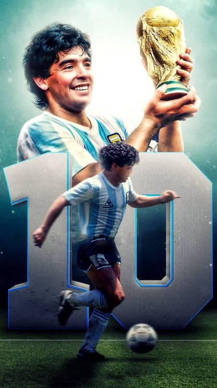 Fondos de Pantalla Diego Maradona Para Celular