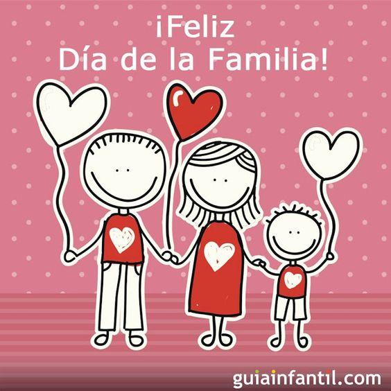 Imágenes Feliz Día de La Familia con Frases