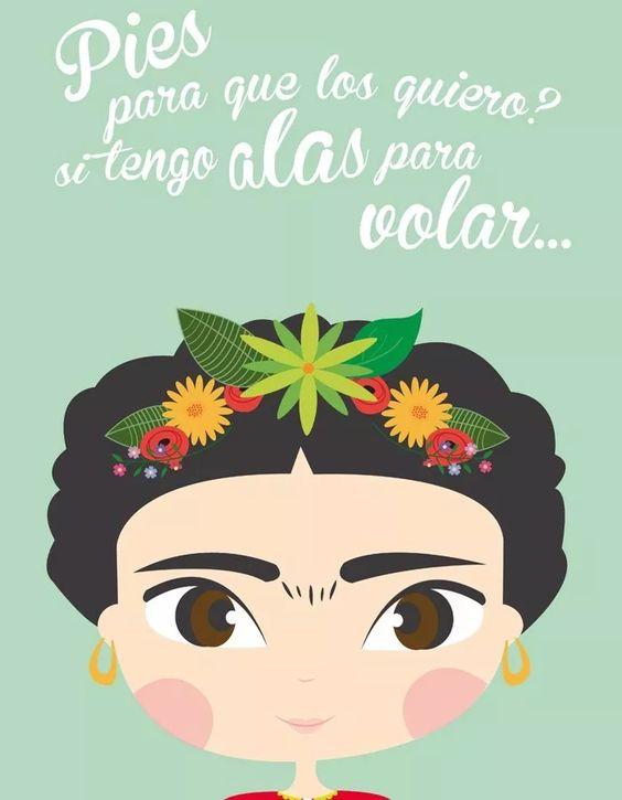 Frases de Frida Kahlo Sobre La Mujer