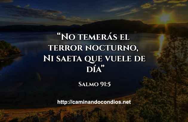 Imágenes con Oraciones de Protección y Salmos de Defensa