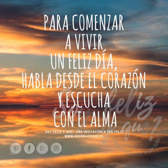 Imágenes de Amanecer Con Frases de Buenos Días