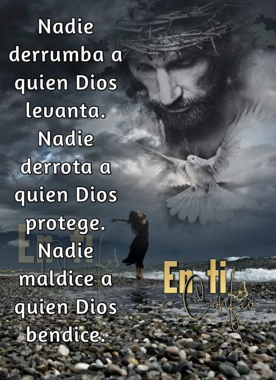 Imágenes de Jesús y Dios con Frases Catolicas
