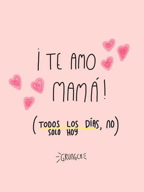 Tarjetas Feliz Día De La Madre Con Frases Cortas