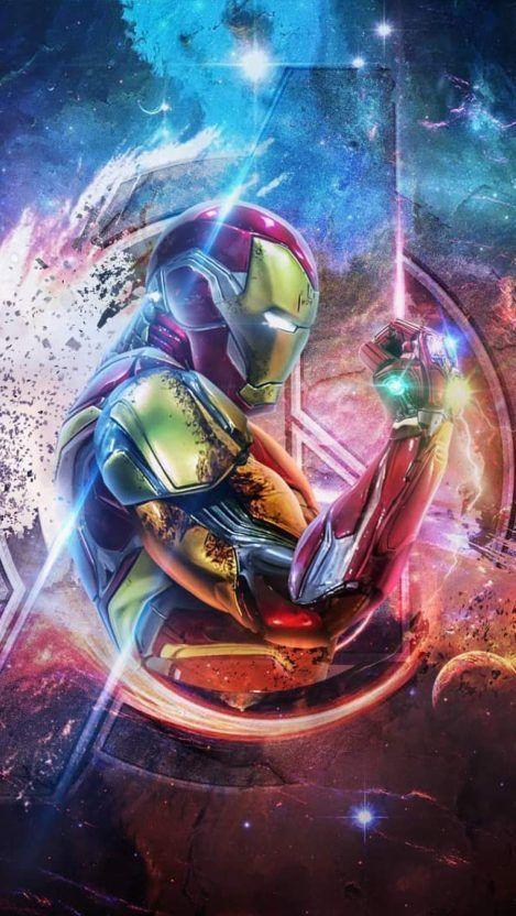 Fondos de Pantalla Iron Man 4K y Full HD para Celular