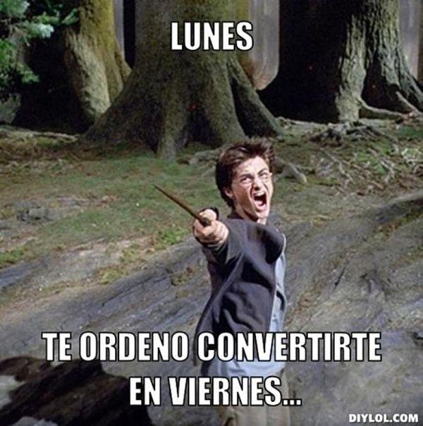 Mañana es Lunes Memes