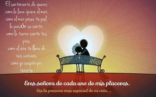 Versos de amor verdadero