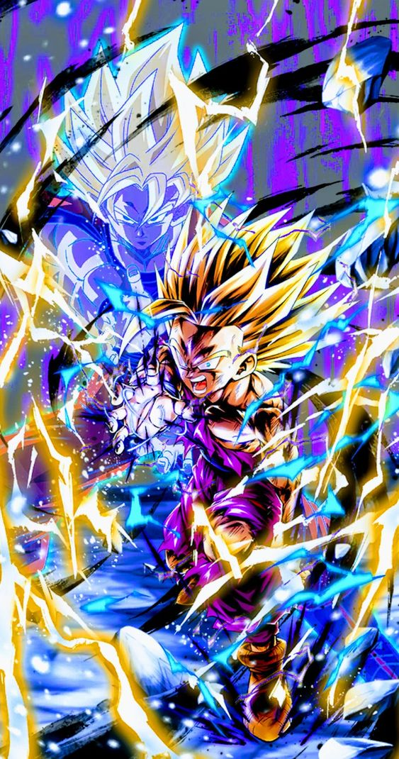 Wallpapers Dragon Ball Z Fondos de Pantalla HD Celular