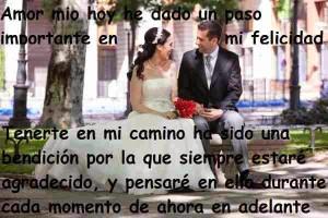 mensajes de felicitaciones para bodas de matrimonio