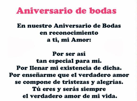 Mensajes De Aniversario De Matrimonio Imagenes De Aniversario
