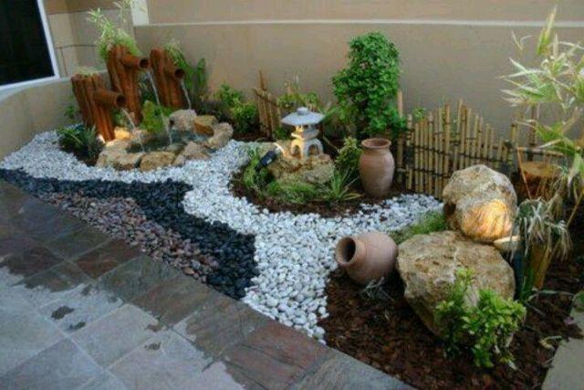fotos de decoracion de jardines - Decoracion De Jardines Pequeos