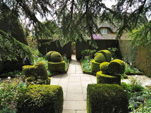 Hidcote Manor, UK imagenes de los mejores jardines del mundo