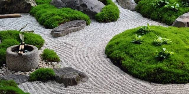 Ideas de jardines zen para tu hogar