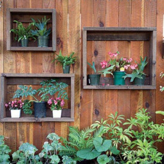 Imagenes Con Ideas Para Tu Jardin Vertical