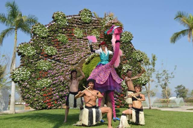 Imagenes Del Jardin Mas Grande Del Mundo En Mexico