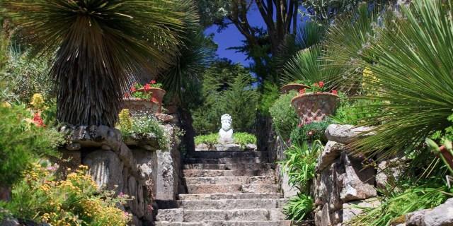 Jardines de la Abadía de Tresco, Islas de Scilly