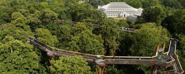 Royal Jardín Botánico de Kew, Londres