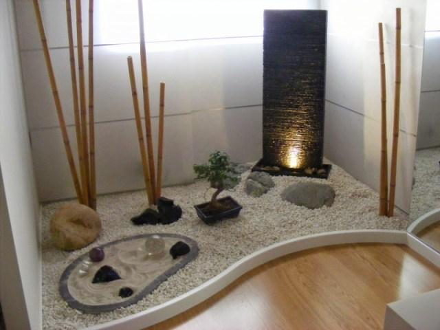 ideas de como crear un jardin zen para tu hogar