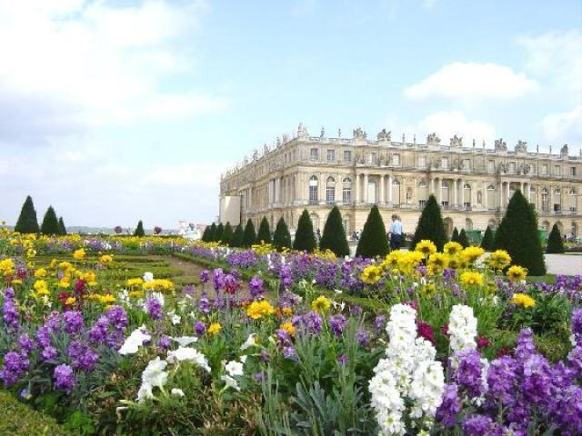 Imagenes Jardines de Versalles Francia