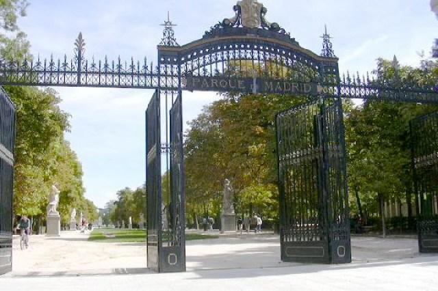 Imagenes Parque Buen Retiro Madrid