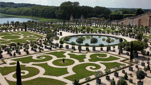 Imagenes bonitas de los Jardines de Versalles para Fondo de Pantalla