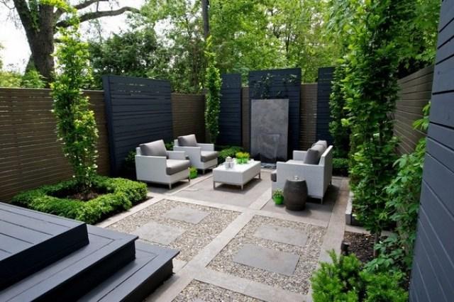 Fotos de jardines modernos para casas for Jardin en casa