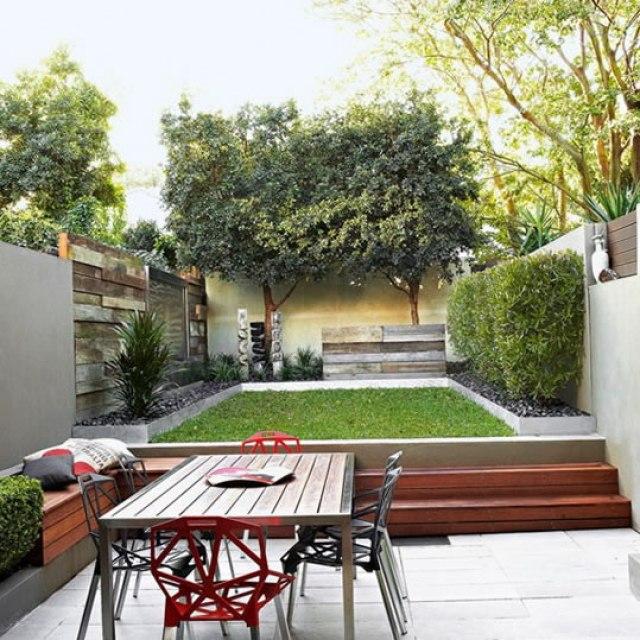 Imagenes de jardines modernos ideas de diseño