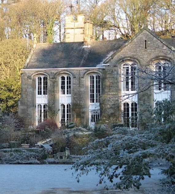 Fotografias del Jardin Gresgarth Hall