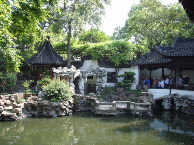 Fotos Jardin Chino Yuyuan