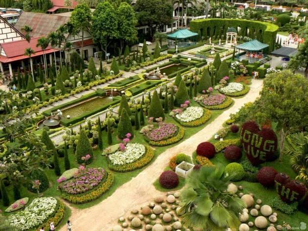 Imagenes Jardin Tailandes Nong Nooch