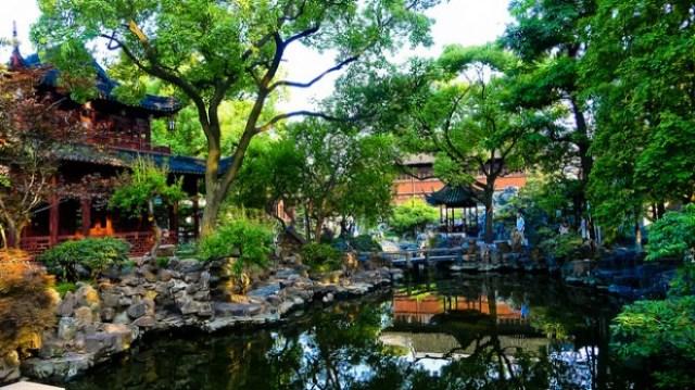 Yuyuan Fotos Jardin Chino