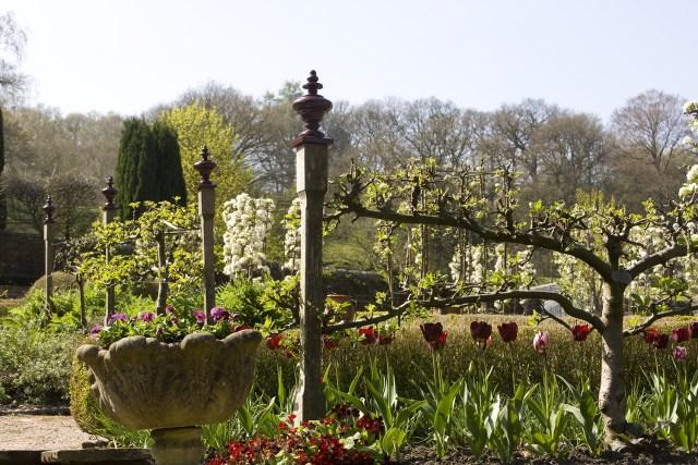 fotos del Jardin Gresgarth Hall