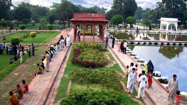 Descarga imagenes Del Jardín Shalimar en Pakistan