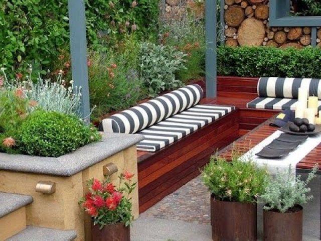 Elementos de diseño de jardines