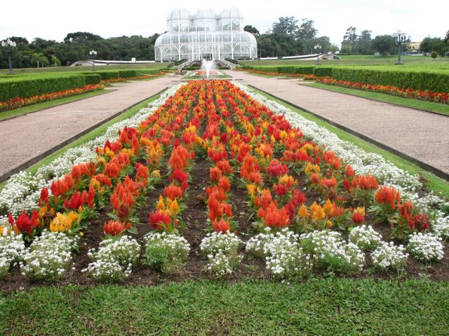 Fotos Jardin Botanico Curitiba