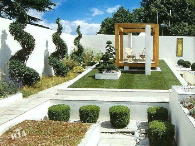 Fotos con ideas de diseño y decoracion de jardines