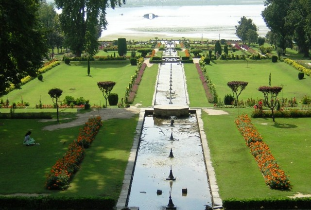Fotos jardín Shalimar