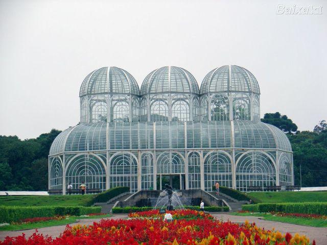 Imagen Curitiba Jardin Botanico